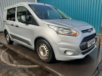 Image of 2014 FORD TRANSIT CONNECT 220 TREND DCB 1560cc Turbo Diesel Manual 5 Speed PANEL VAN (INTEGRAL)