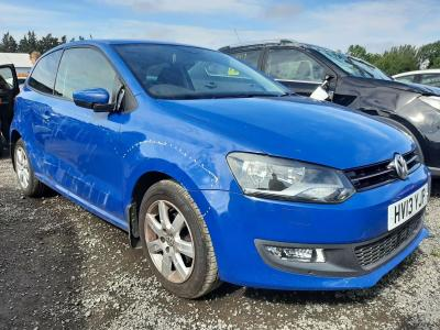 2013 VOLKSWAGEN POLO MATCH EDITION