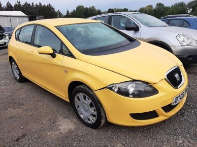 Image of 2008 SEAT LEON REFERENCE 1595cc Petrol Manual 5 Speed 5 Door Hatchback