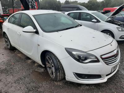 Image of 2014 VAUXHALL INSIGNIA LIMITED EDITION CDTI 1956cc Turbo Diesel Automatic 6 Speed 5 Door Hatchback
