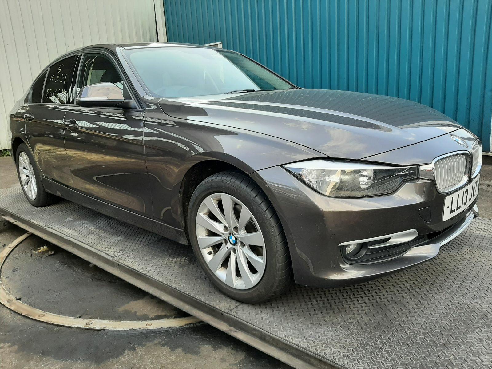 2013 BMW 3 SERIES 318D MODERN 1995cc Turbo Diesel Automatic 4 Door Saloon