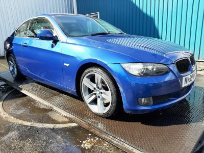 Image of 2009 BMW 3 SERIES 325D SE HIGHLINE 2993cc Turbo Diesel Manual 6 Speed Coupe