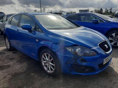 Image of 2012 SEAT LEON CR TDI SE COPA DSG 1598cc Turbo Diesel SEMI AUTO 7 Speed 5 Door Hatchback