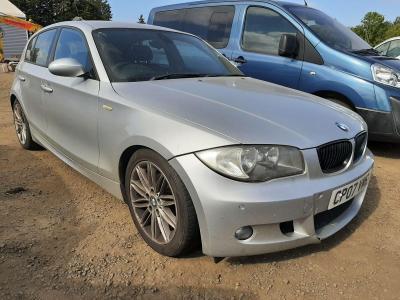 Image of 2007 BMW 1 SERIES 120D M SPORT 1995cc Turbo Diesel Manual 6 Speed 5 Door Hatchback