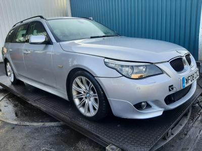 Image of 2008 BMW 5 SERIES 520D M SPORT TOURING 1995cc Turbo Diesel Automatic 6 Speed ESTATE