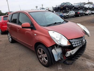 Image of 2007 NISSAN NOTE TEKNA 1598cc Petrol Automatic 4 Speed MPV (MULTI-PURPOSE VEHICLE)