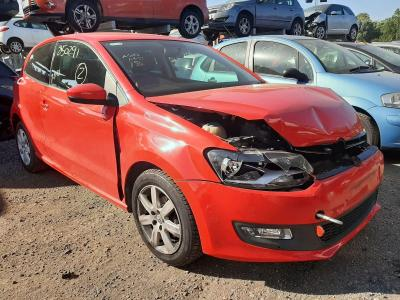 Image of 2012 VOLKSWAGEN POLO MATCH 1198cc Petrol Manual 5 Speed 3 Door Hatchback