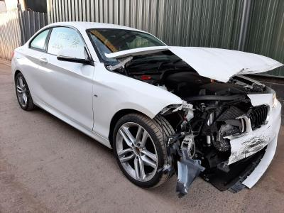 Image of 2016 BMW 2 SERIES 220I M SPORT 1997cc Turbo Petrol Automatic Coupe