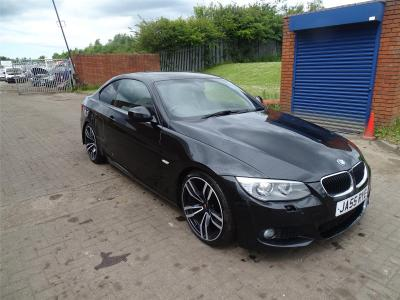 Image of 2013 BMW 3 SERIES 320D M SPORT 1995cc Turbo Diesel Manual 6 Speed Coupe