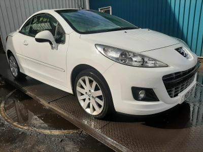 Image of 2011 PEUGEOT 207 HDI CC GT 1560cc Turbo Diesel Manual 6 Speed CONVERTIBLE