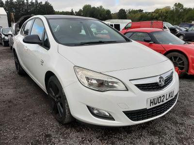 Image of 2012 VAUXHALL ASTRA ACTIVE LIMITED EDITION 1598cc Petrol Manual 5 Speed 5 Door Hatchback