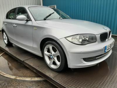 Image of 2009 BMW 1 SERIES 120I SE 1995cc Petrol Manual 6 Speed 5 Door Hatchback