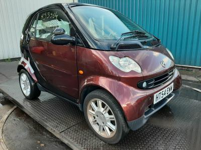 Image of 2005 SMART FORTWO TRUESTYLE 698cc Turbo Petrol Automatic 6 Speed Coupe