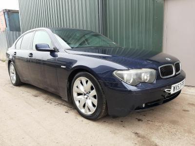 Image of 2003 BMW 7 SERIES 730D SPORT 2993cc Turbo Diesel Automatic 6 Speed 4 Door Saloon