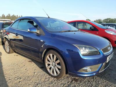 Image of 2007 FORD FOCUS CC3 1999cc Petrol Manual 5 Speed Coupe
