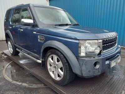 Image of 2004 LAND ROVER DISCOVERY 3 TDV6 HSE 2720cc Turbo Diesel Automatic 6 Speed 4X4
