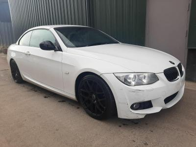 Image of 2011 BMW 3 SERIES 320D SPORT PLUS EDITION 1995cc Turbo Diesel Manual 6 Speed CONVERTIBLE