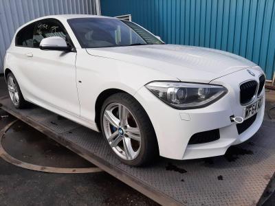 Image of 2014 BMW 1 SERIES 116D M SPORT 1995cc Turbo Diesel Manual 6 Speed 3 Door Hatchback