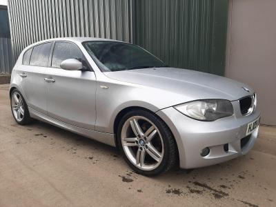 Image of 2009 BMW 1 SERIES 118D M SPORT 1995cc Turbo Diesel Manual 6 Speed 5 Door Hatchback