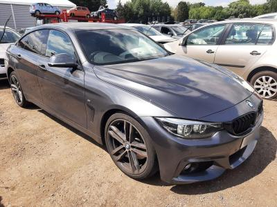 Image of 2017 BMW 4 SERIES 420I M SPORT GRAN COUPE 1998cc Turbo Petrol Automatic Coupe