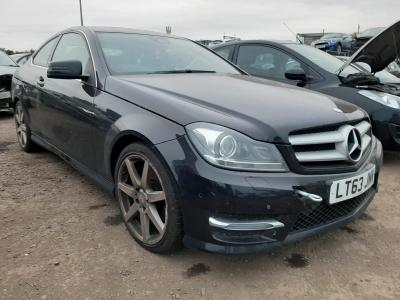 Image of 2013 MERCEDES C-CLASS C220 CDI BLUEEFFICIENCY AMG SP 2143cc Turbo Diesel Manual 6 Speed Coupe