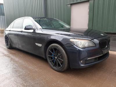 Image of 2012 BMW 7 SERIES 730LD SE LUXURY EDITION 2993cc Turbo Diesel Automatic 6 Speed 4 Door Saloon