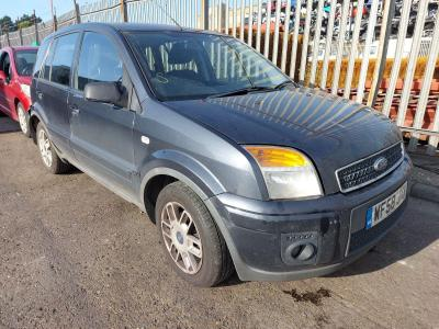 Image of 2008 FORD FUSION ZETEC CLIMATE 1596cc Petrol Automatic 5 Speed 5 Door Hatchback