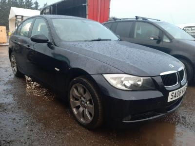 Image of 2008 BMW 3 SERIES 320D EDITION SE 1995cc Turbo Diesel Automatic 6 Speed 4 Door Saloon