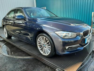 Image of 2015 BMW 3 SERIES 318D LUXURY 1995cc Turbo Diesel Automatic 4 Door Saloon