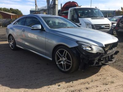Image of 2015 MERCEDES E-CLASS E220 BLUETEC AMG LINE 2143cc TURBO DIESEL AUTOMATIC 7 Speed 2 DOOR COUPE