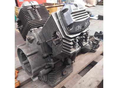 Image of MOTO GUZZI V35 350cc V-TWIN ENGINE AND SHAFT DRIVE GEARBOX