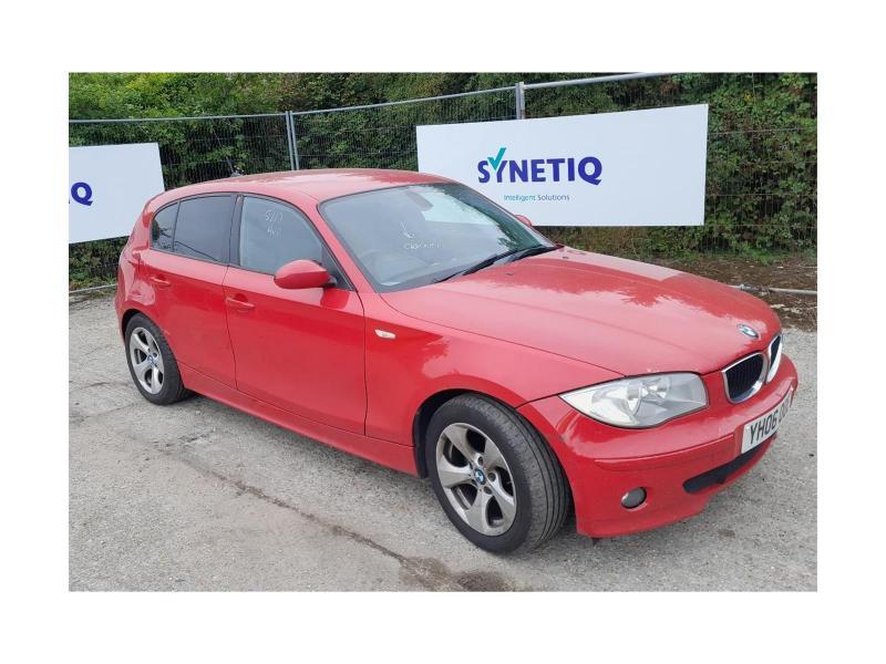 2006 BMW 1 SERIES 118D SE 1995cc TURBO 5 DOOR HATCHBACK