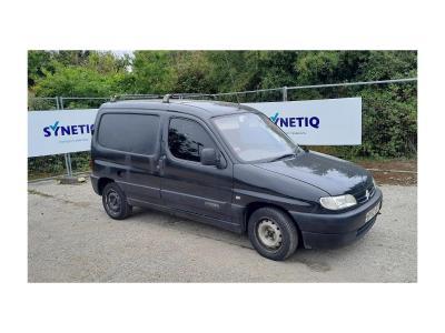 Image of 2002 CITROEN BERLINGO LX 600 1868cc CAR DERIVED VAN