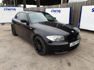 Image of 2010 BMW 1 SERIES 118D SE 1995cc TURBO DIESEL AUTOMATIC 2 DOOR COUPE