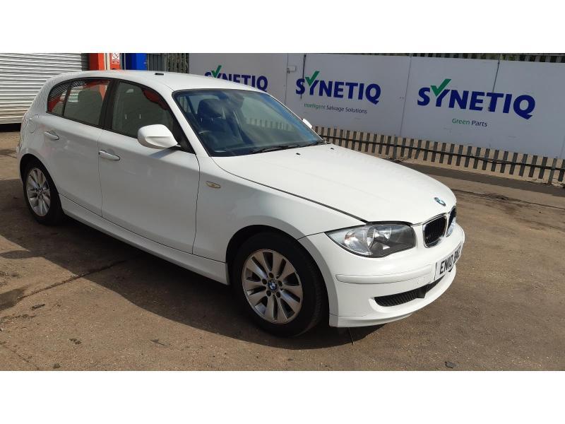 2010 BMW 1 SERIES 116I ES 1995cc PETROL MANUAL 5 DOOR HATCHBACK