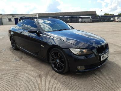 Image of 2007 BMW 3 SERIES 325I M SPORT 2996cc PETROL AUTOMATIC 6 Speed 2 DOOR CONVERTIBLE