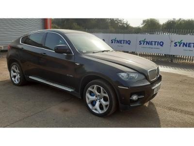 Image of 2011 BMW X6 XDRIVE50I 4395cc TURBO PETROL AUTOMATIC 4 DOOR COUPE