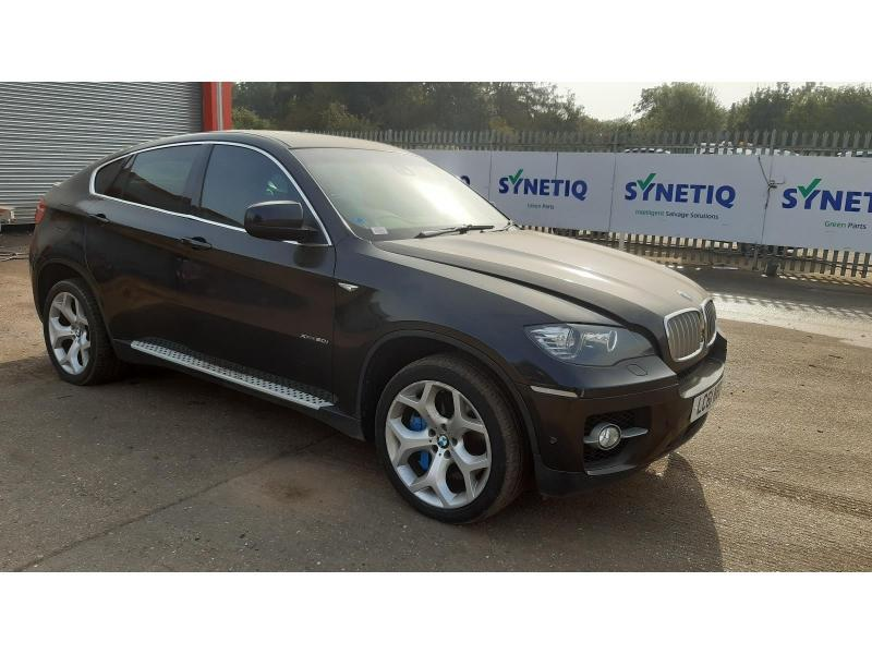 2011 BMW X6 XDRIVE50I 4395cc TURBO PETROL AUTOMATIC 4 DOOR COUPE