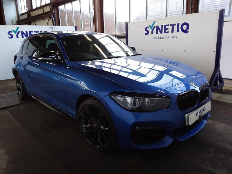 2017 BMW 1 SERIES M140I SHADOW EDITION 2998cc TURBO PETROL AUTOMATIC 5 DOOR HATCHBACK