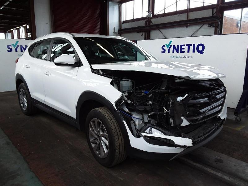 2018 HYUNDAI TUCSON GDI SE NAV BLUE DRIVE 1591cc PETROL MANUAL 6 Speed 5 DOOR ESTATE