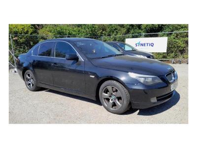 Image of 2009 BMW 5 SERIES 520D SE 1995cc TURBO 4 DOOR SALOON