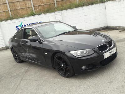 Image of 2012 BMW 3 SERIES 320D M SPORT 1995cc TURBO DIESEL MANUAL 6 Speed 2 DOOR COUPE