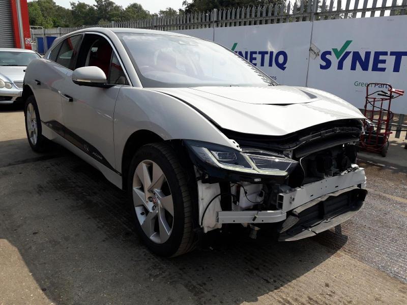 2020 JAGUAR I-PACE SE ELECTRIC AUTOMATIC 1 Speed 5 DOOR HATCHBACK