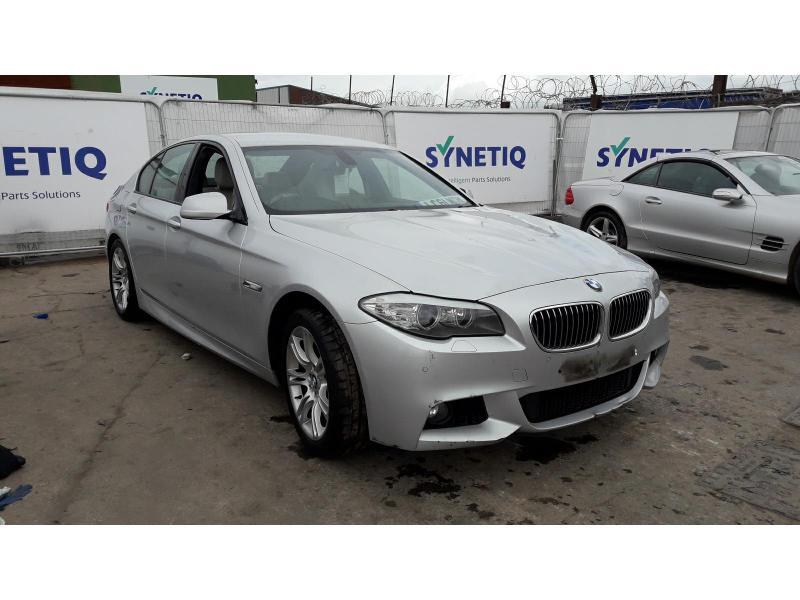 2011 BMW 5 SERIES 525D M SPORT 1995cc TURBO DIESEL AUTOMATIC 4 DOOR SALOON