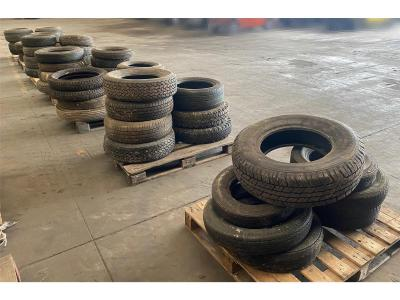 Image of ASSORTED TYRES