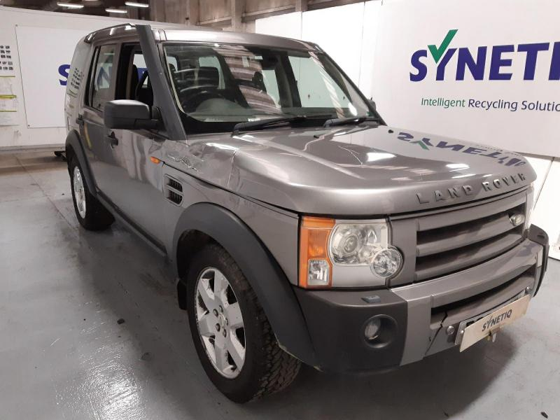 2007 LAND ROVER DISCOVERY 3 TDV6 HSE 2720cc TURBO DIESEL AUTOMATIC 5 DOOR ESTATE