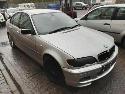2003 BMW 3 SERIES 330D SPORT