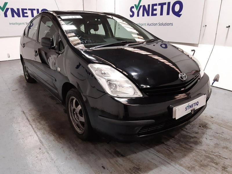2005 TOYOTA PRIUS T3 VVT-I 1497cc PETROL/ELECTRIC CVT 1 Speed 5 DOOR HATCHBACK