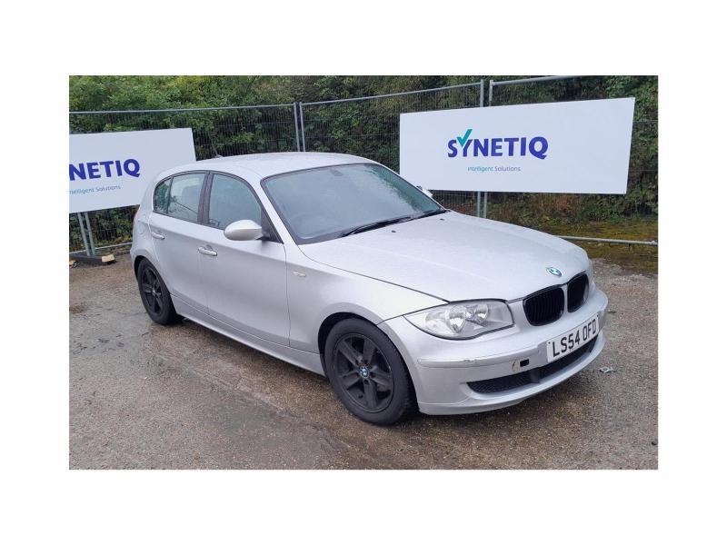 2004 BMW 1 SERIES 118D SPORT 1995cc TURBO 5 DOOR HATCHBACK