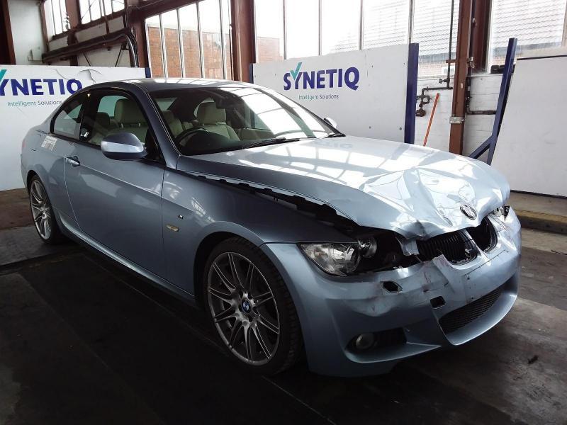 2010 BMW 3 SERIES 320I M SPORT HIGHLINE 1995cc PETROL MANUAL 6 Speed 2 DOOR COUPE